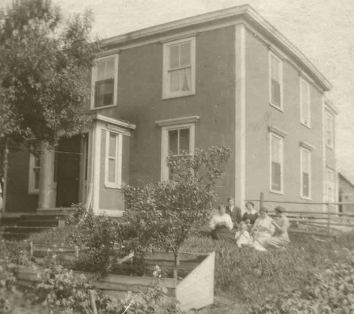 Maison Fiset House - 1914