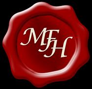 Maison Fiset House Wax Stamp Logo